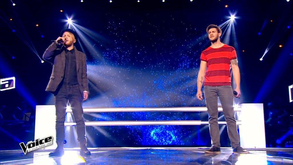 The Voice 4 - BATTLES : Thomas Kahn passe de justesse face à un Greg Harrison plus constant