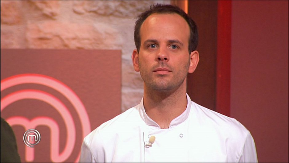 Grégory Marchand dans Masterchef : Ce Frenchie-là, il est terrible !