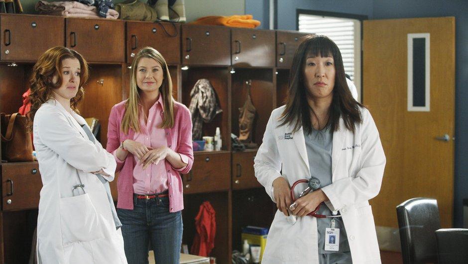 Grey's Anatomy : Meredith refait le monde du Seattle Grace Hospital