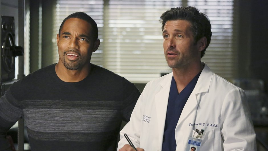 Top 3 des médecins les plus sexy