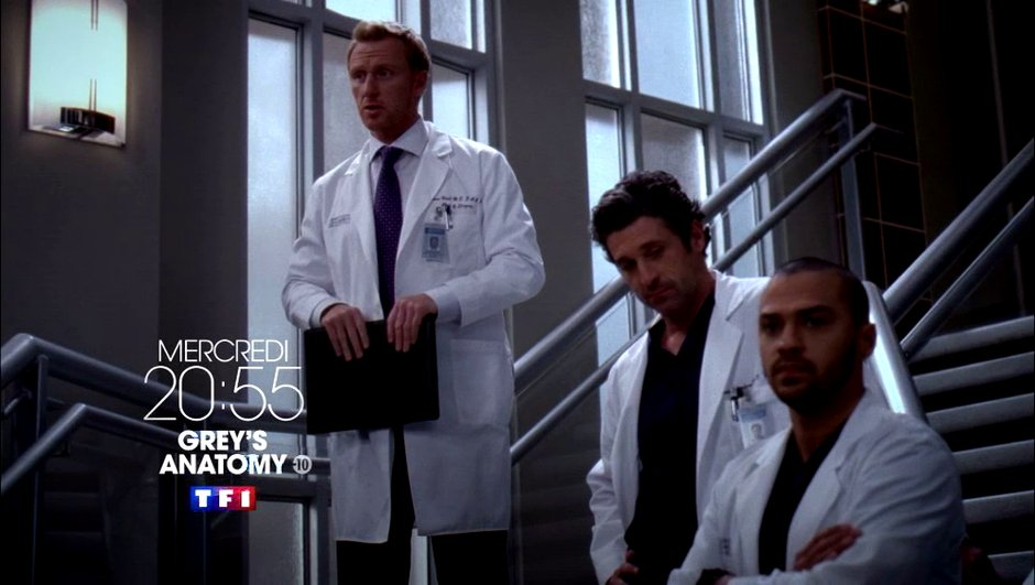 Grey's Anatomy - REPLAY TF1 : Revivez la soirée du mercredi 6 mai 2015 en vidéos sur MYTF1
