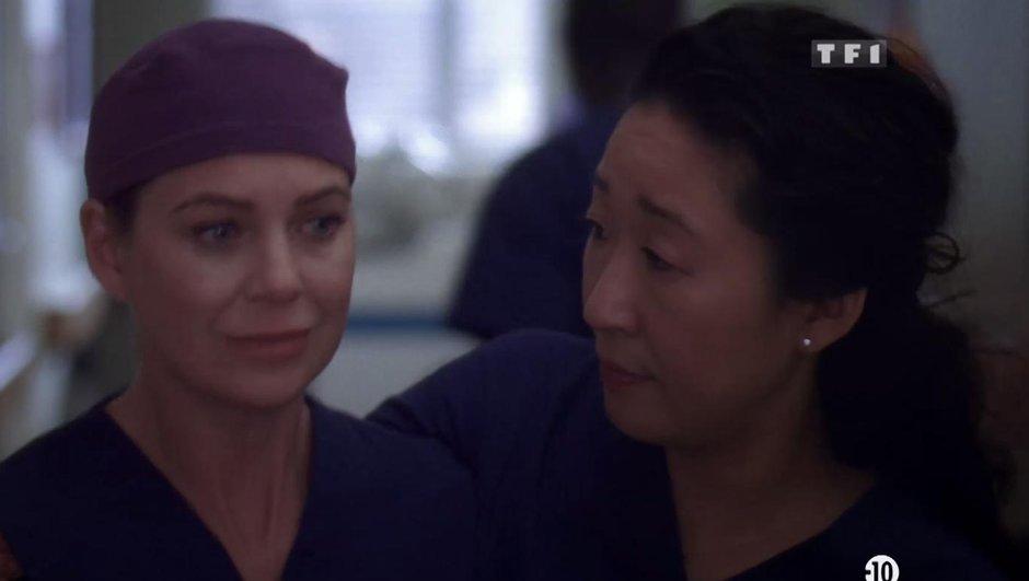 Grey's Anatomy : Les plus belles amitiés dans la série !