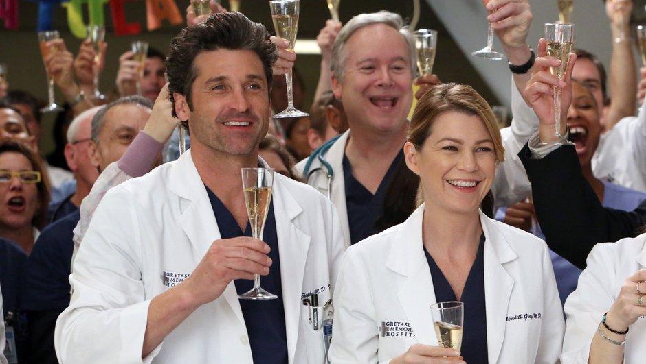 Le concours « Etes-vous un vrai fan de Grey's Anatomy ? » a fait des heureux !