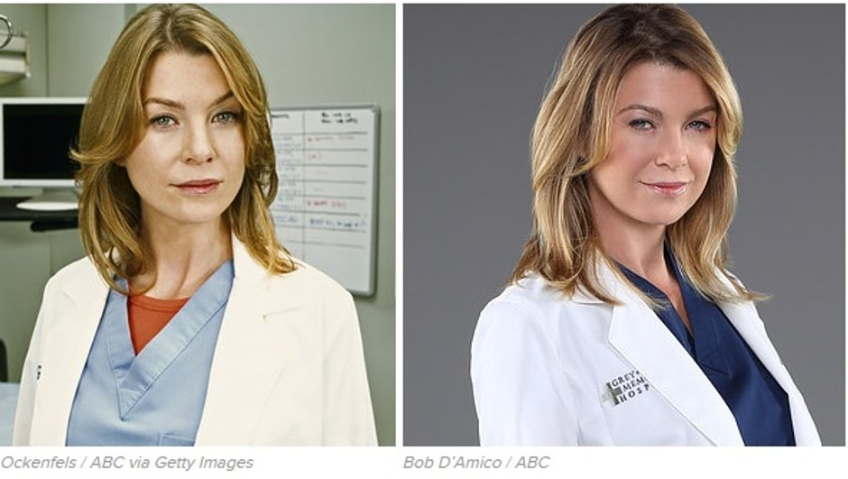 AVANT / APRES - Grey's Anatomy, c'était il y a plus de 10 ans : ils ont bien changé