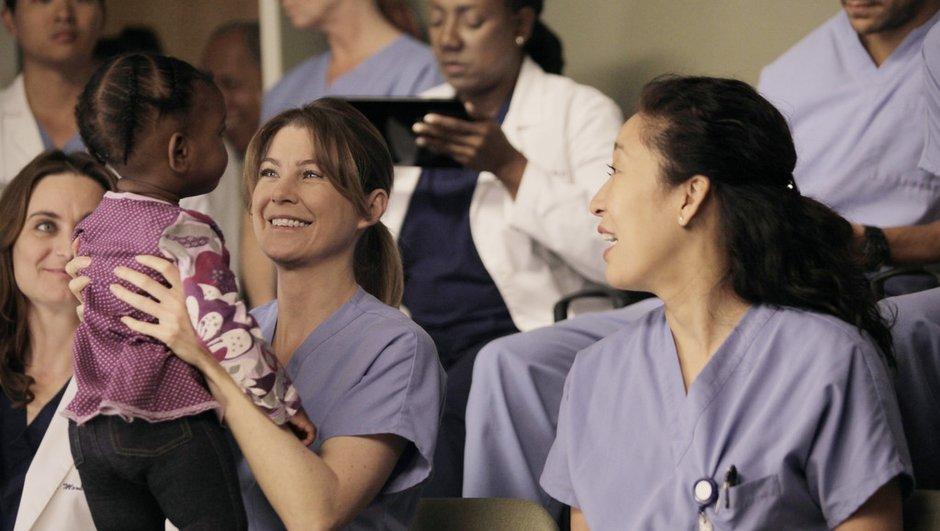 Grey's Anatomy : Derek et Meredith aux anges, Cristina dans la tourmente