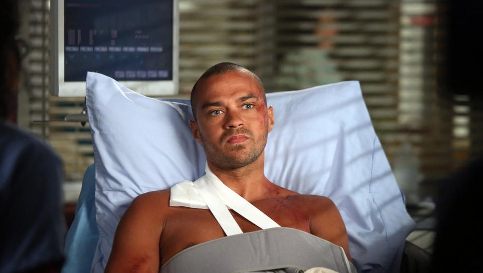 Jesse Williams : découvrez la photo de classe du héros de Grey's Anatomy