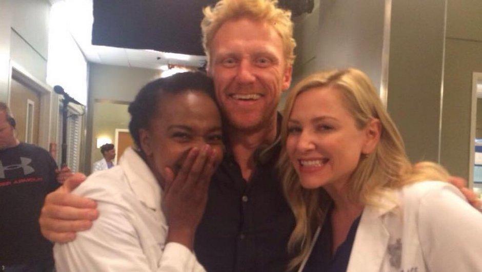 Grey's Anatomy : ça tourne !