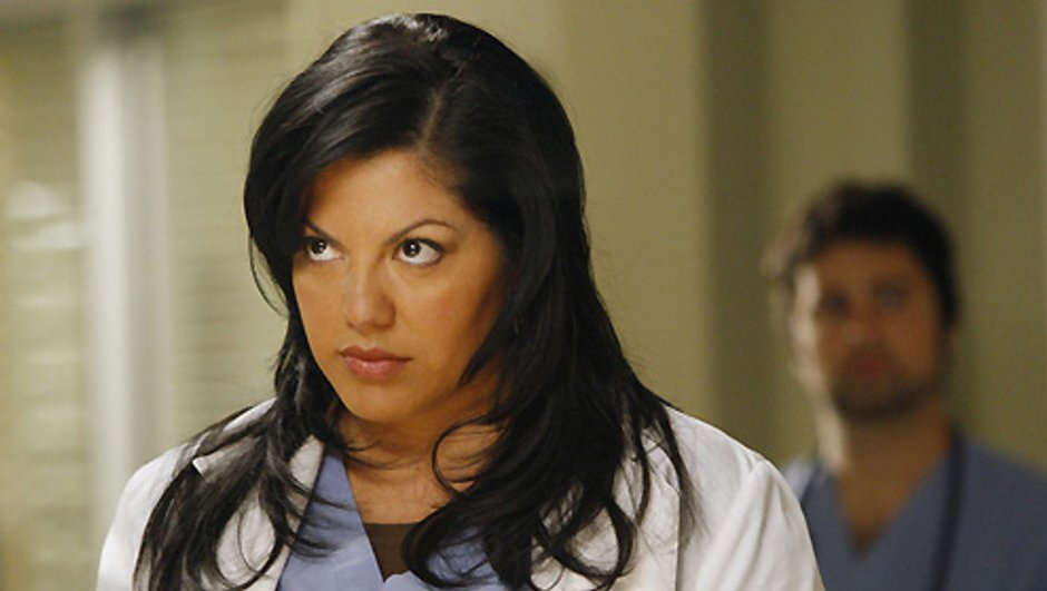 Grey's Anatomy saison 8 : Callie change de bord !