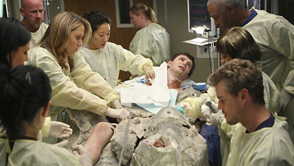 Grey's Anatomy : une fin de saison en fanfare !