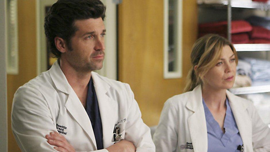 Grey's Anatomy saison 8 : Meredith ne travaillera plus avec Derek !