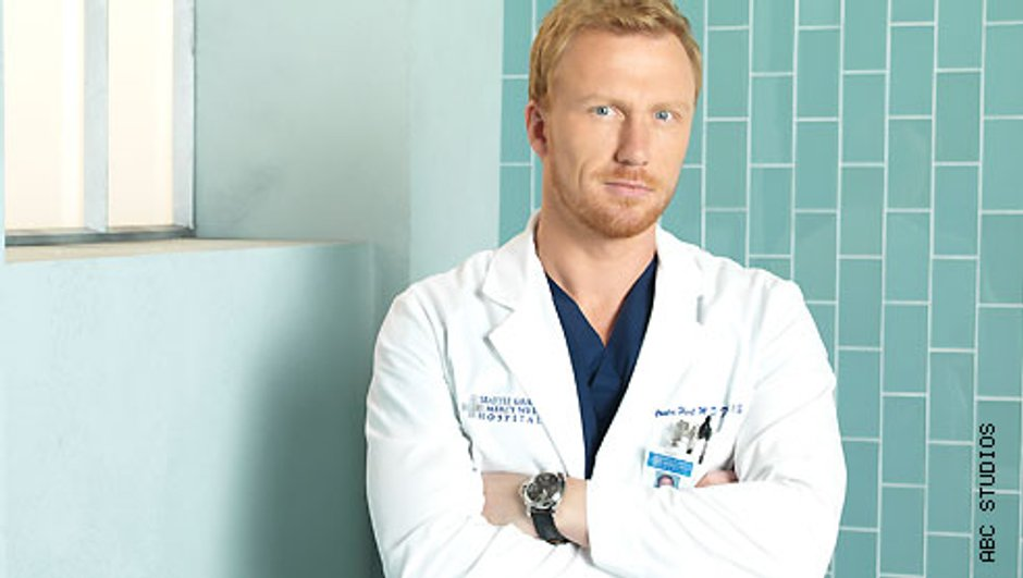 Grey's Anatomy saison 8 : Owen, un chef sans bureau !