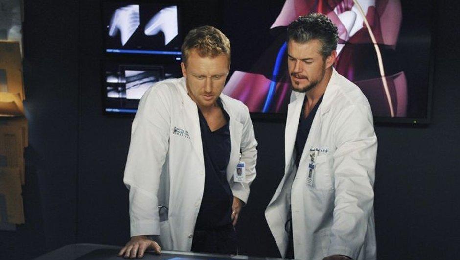 Grey's Anatomy saison 8 : la série selon les hommes