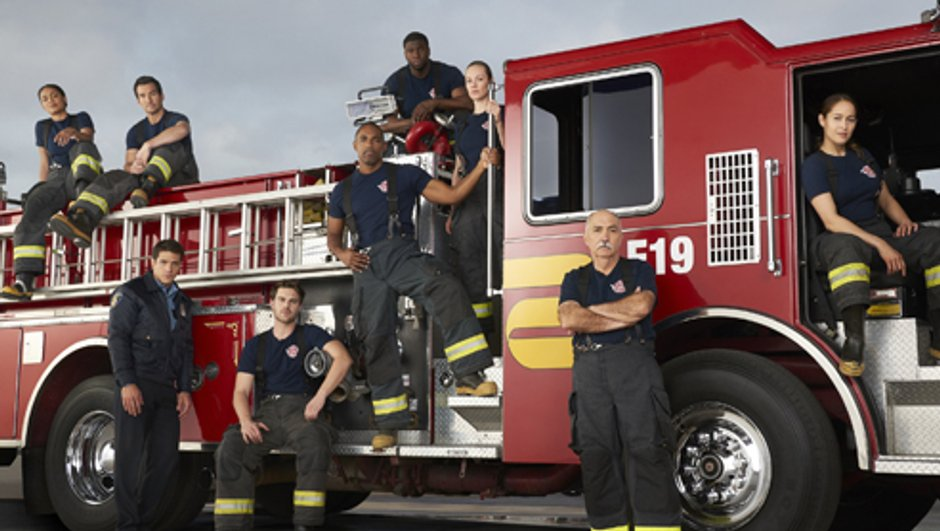 Station 19, le spin-off de Grey's Anatomy débarque le 25 septembre sur TF1