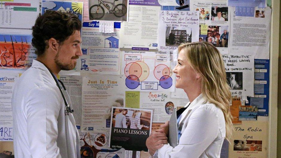 Les premiers épisodes de Grey's Anatomy saison 12, déjà disponible sur MYTF1VOD