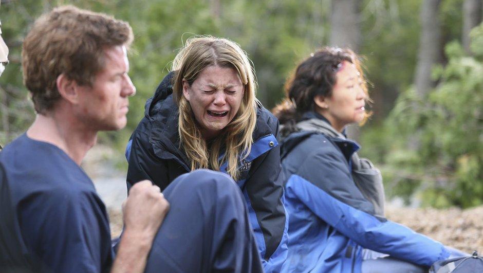 Grey's Anatomy - Saison 9 : Sortez les mouchoirs ce mercredi 23 avril à 20h55 sur TF1...