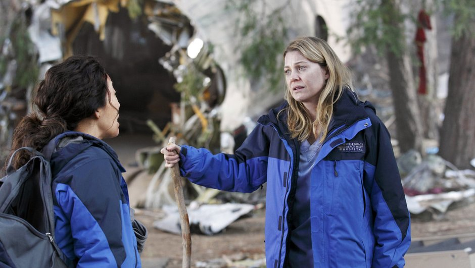Grey's Anatomy : un final digne de ce nom !