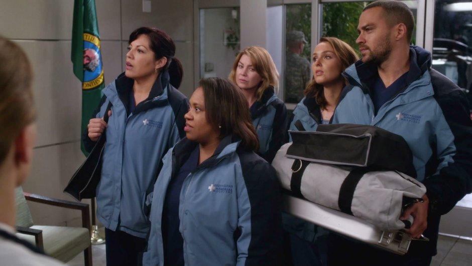Ce soir, Meredith et son équipe se lancent dans une opération impossible