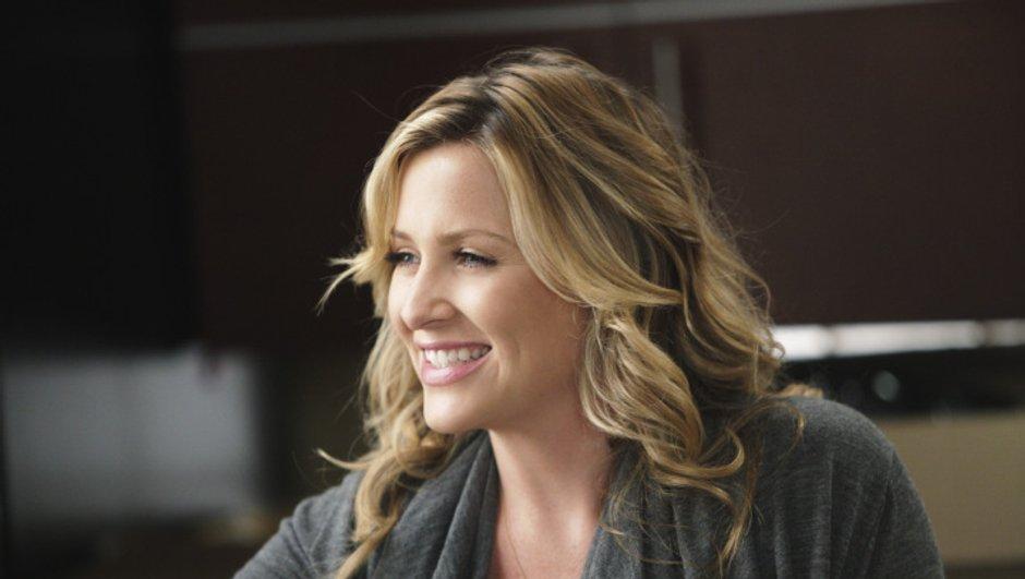 Grey's Anatomy : Jessica Capshaw (Dr Arizona Robbins) à nouveau maman