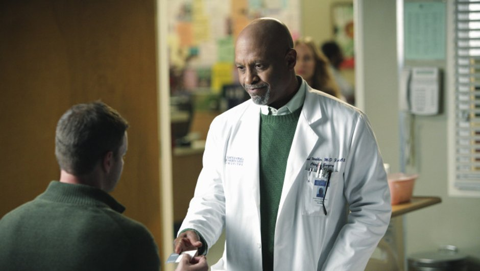 Grey's Anatomy saison 8 : Richard Webber face à la maladie