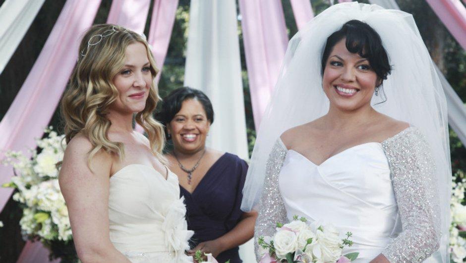 Grey's Anatomy primé par une association de gays et lesbiennes