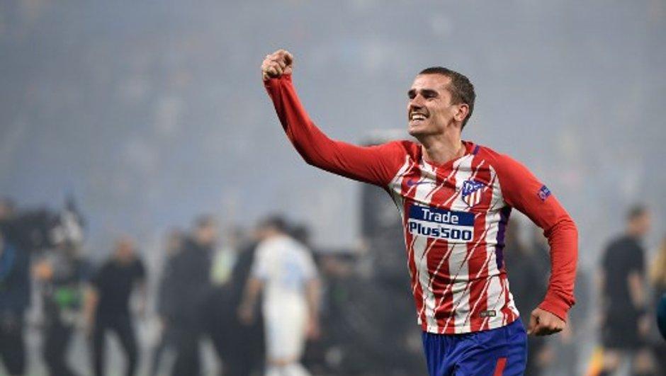 Griezmann reste finalement à l'Atlético de Madrid