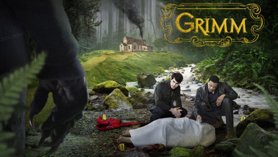 Plongez dans l'univers fantastique de GRIMM sur NT1 dès le 11 janvier 2013