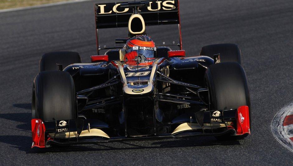 F1 - GP d'Australie : Grosjean out après deux tours