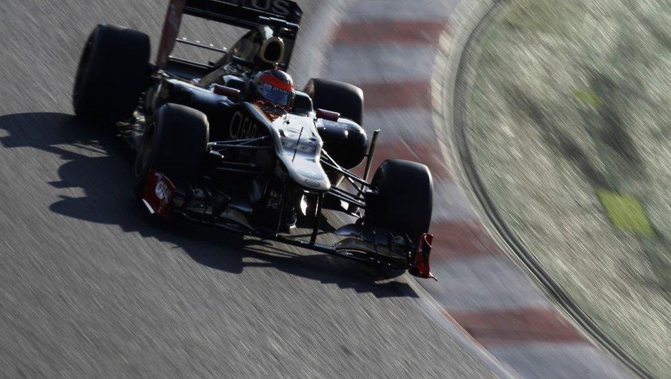 F1 - J1 tests Barcelone : Vettel en tête des chronos