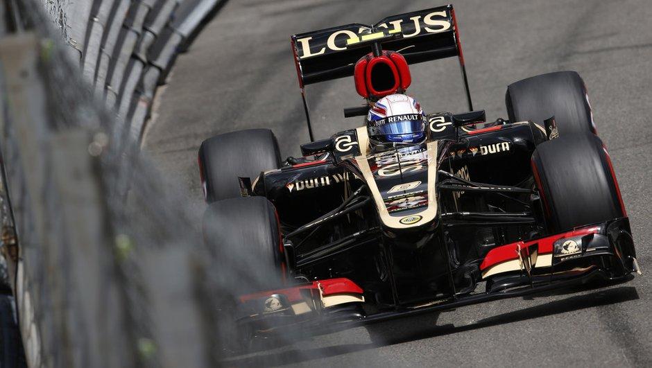 F1 - GP de Monaco : un week-end à oublier pour Grosjean