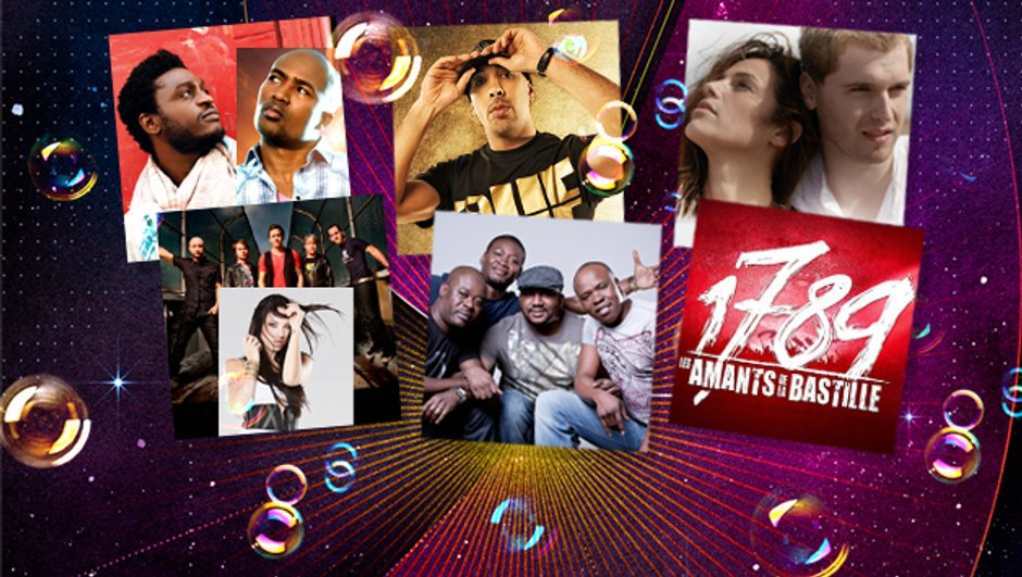 Groupe / Duo Francophone de l'année - Pré-nominations - NRJ Music Awards 2012