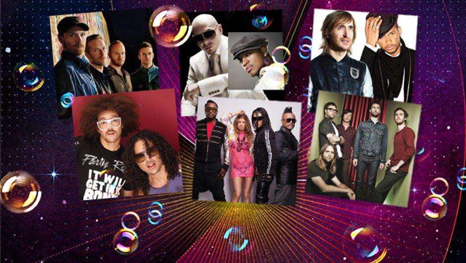 Groupe / Duo International de l'année - Pré-nominations - NRJ Music Awards 2012