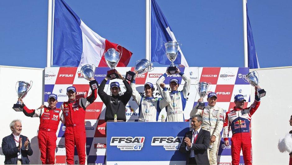 GT Tour 2012 : Beltoise et Hassid champions !