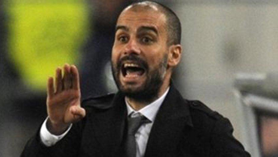 Mercato : selon son agent, Pep Guardiola n'ira pas au PSG