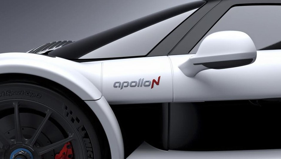 """ApolloN : l'ex-Gumpert préfigure """"la voiture la plus rapide du monde"""""""