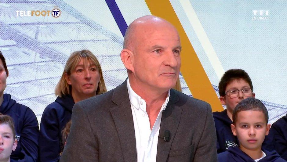 """[TELEFOOT 20/01/2019] Equipe de France - Pour Guy Stéphan, Houssem Aouar a un """"gros potentiel"""""""
