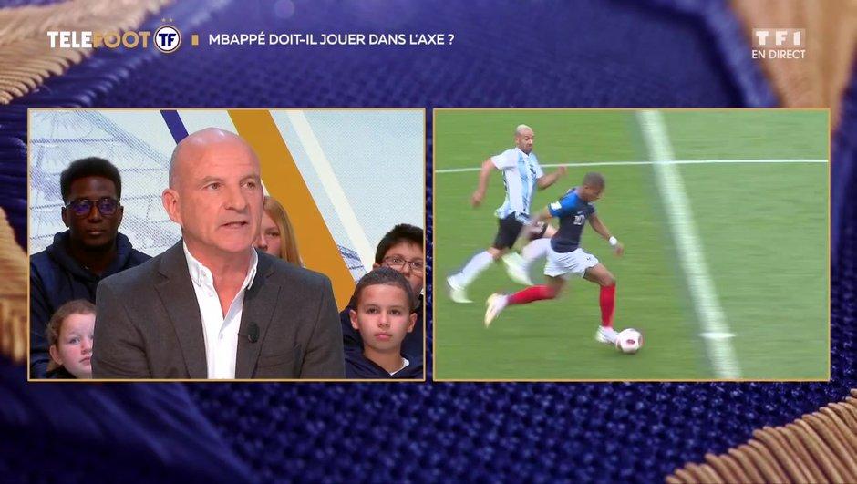 [TELEFOOT 20/01/2019] Equipe de France – Mbappé doit-il jouer dans l'axe ?