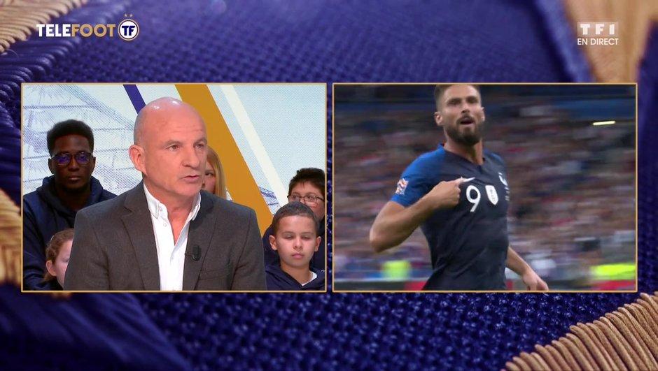 [TELEFOOT 20/01/2019] Equipe de France - Giroud, Laporte : les confidences de Guy Stéphan