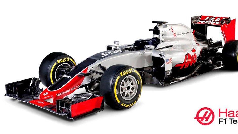 F1 : Haas entre dans la danse avec sa VF16