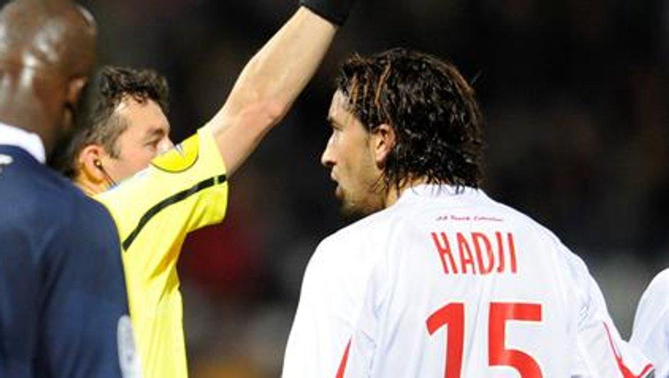 Youssouf Hadji suspendu : Nancy ne décolère pas