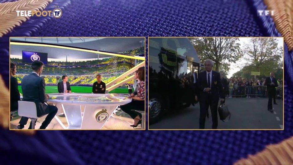 """[EXCLU Téléfoot – 21/10] - Halilhodžić évoque le rebond du FC Nantes : """"On a beaucoup travaillé"""""""