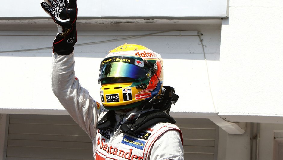 F1 - GP de Hongrie : l'imbattable Hamilton remporte la course !