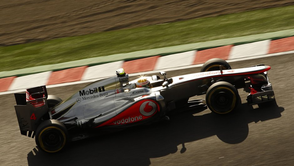 F1 - GP Abu Dhabi : Lewis Hamilton partira en pole position