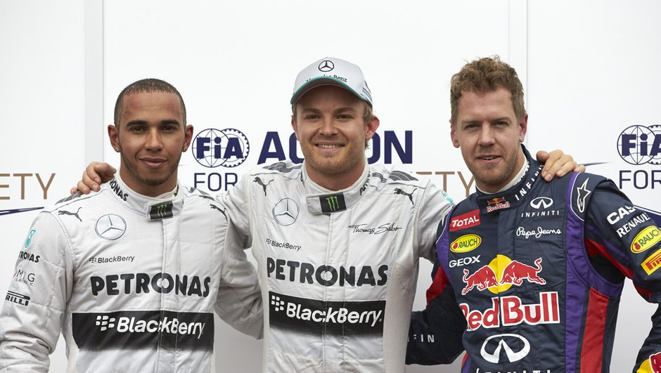 F1 - GP de Monaco : la grille de départ