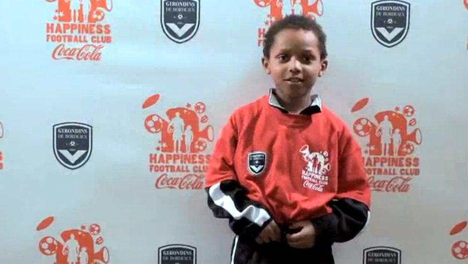 Happiness Football Club : Bordeaux - Monaco vu par les enfants
