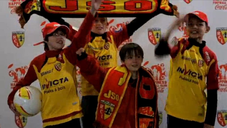 Happiness Football Club : Lens - Marseille vu par les enfants