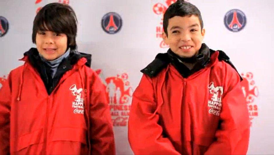 Happiness Football Club : PSG - Lens vu par les enfants