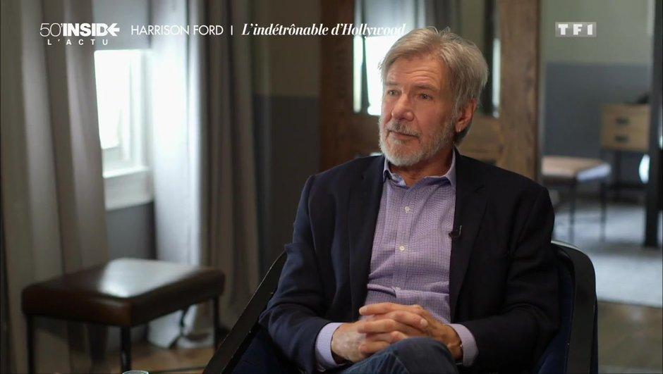 L'indémodable Harrison Ford ne lâche plus le grand écran !