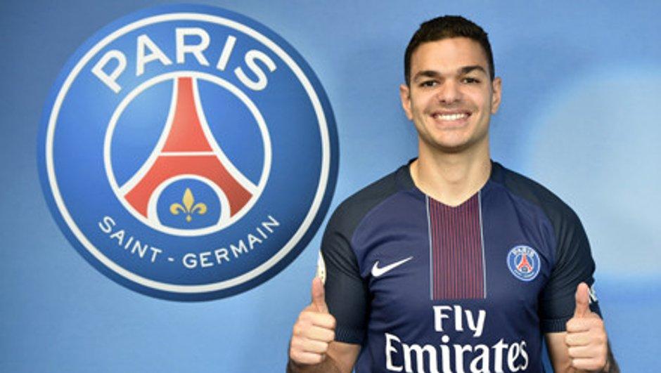 Officiel : Hatem Ben Arfa s'engage pour deux ans avec le PSG !