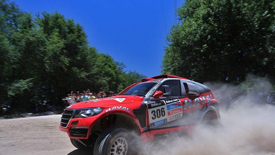 Dakar 2014 - 1ère étape : le portugais Carlos Sousa, leader surprise