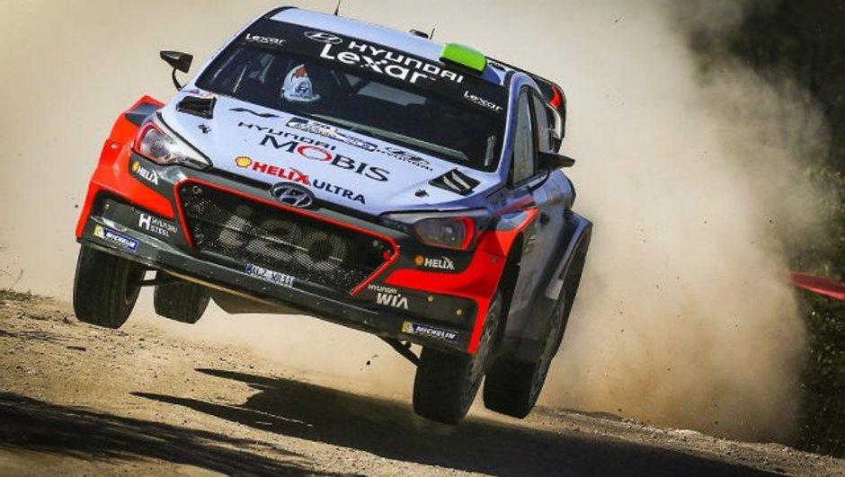 WRC - Rallye d'Argentine 2016 : Hayden Paddon signe sa grande première !